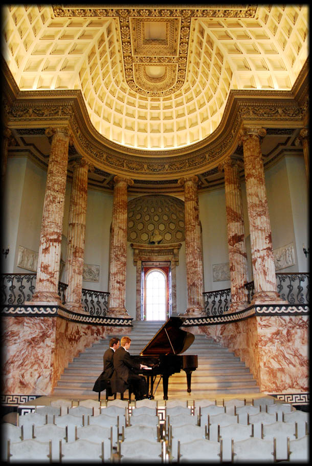 Holkham Hall Piano Concert