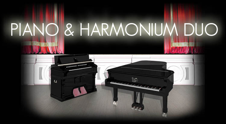 Piano and Harmonium Duo